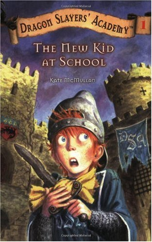 New Kid at School   2003 edition cover
