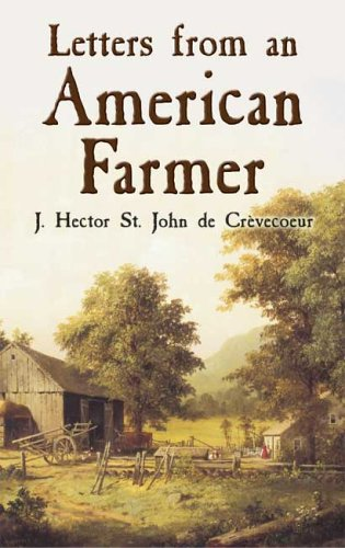 Letters from an American Farmer   2005 edition cover