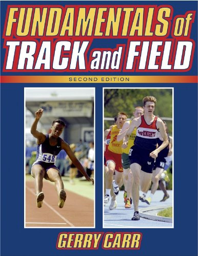 Fundamentals of Track and Field  2nd 1999 (Revised) edition cover