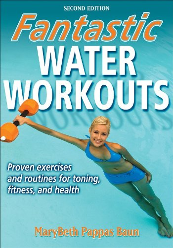 Fantastic Water Workouts  2nd 2008 edition cover