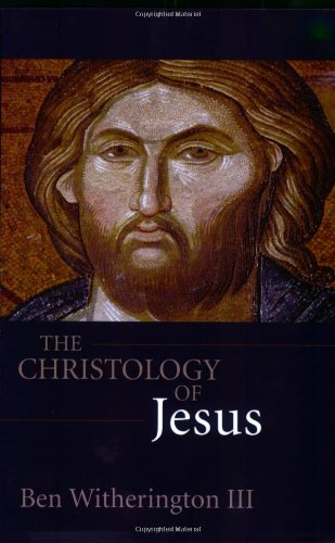 Christology of Jesus  N/A 9780800631086 Front Cover