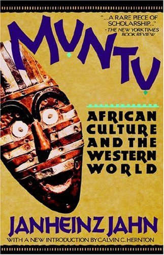 Muntu African Culture and the Western World N/A edition cover