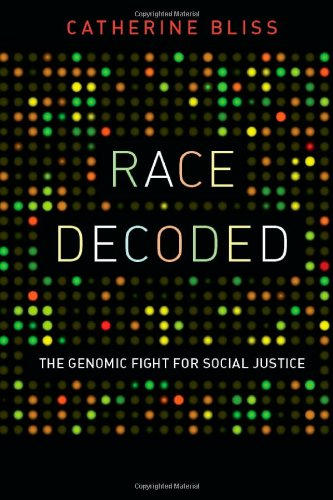 Race Decoded The Genomic Fight for Social Justice  2012 edition cover