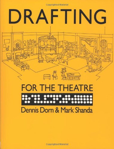 Drafting for the Theatre  N/A edition cover