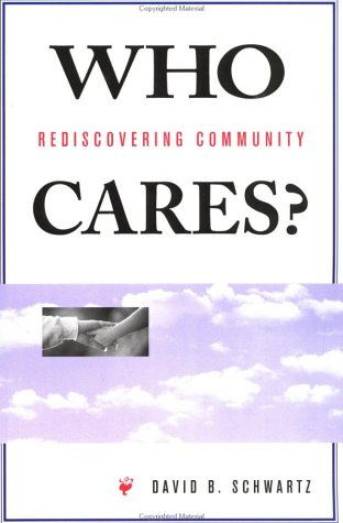 Who Cares? Rediscovering Community  1997 edition cover