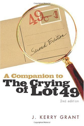 Companion to the Crying of Lot 49  2nd 2008 edition cover
