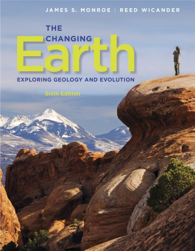 Changing Earth Exploring Geology and Evolution 6th 2012 edition cover