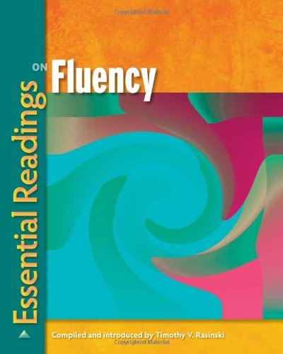 Essential Readings on Fluency   2009 edition cover