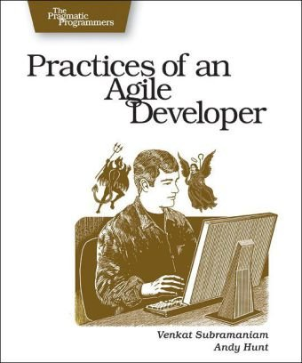 Practices of an Agile Developer Working in the Real World  2005 edition cover