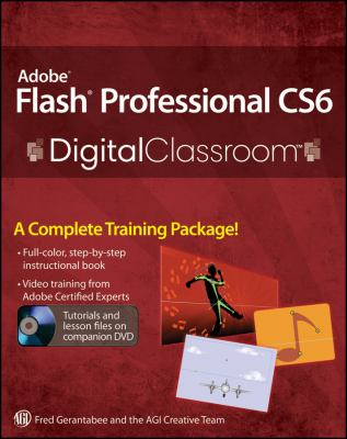 Adobe Flash Professional CS6   2012 edition cover
