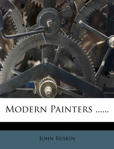 Modern Painters ... ...   0 edition cover