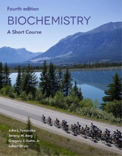 Cover art for Biochemistry: A Short Course, 4th Edition