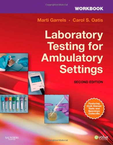 Workbook for Laboratory Testing for Ambulatory Settings A Guide for Health Care Professionals 2nd edition cover
