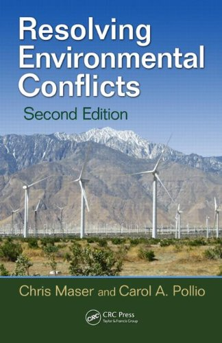 Resolving Environmental Conflicts  2nd 2011 (Revised) edition cover