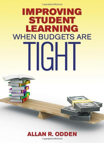 Improving Student Learning When Budgets Are Tight   2012 edition cover
