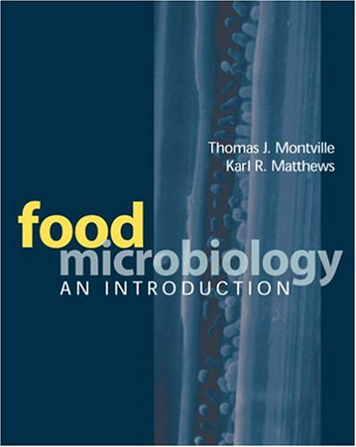Food Microbiology An Introduction  2005 9781555813086 Front Cover