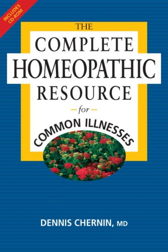 Complete Homeopathic Resource for Common Illnesses   2006 9781556436086 Front Cover