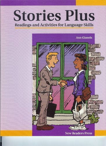 Stories Plus Readings and Activities for Language Skills High Beginning Student Manual, Study Guide, etc.  edition cover