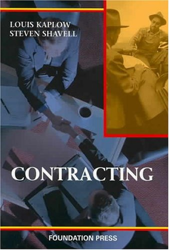 Contracting   2004 edition cover