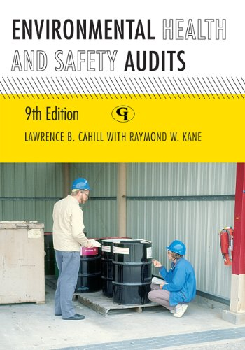Environmental Health and Safety Audits  9th 2011 edition cover