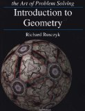 Introduction to Geometry 2nd 2007 edition cover