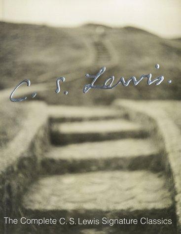 Complete C. S. Lewis Signature Classics   2002 edition cover