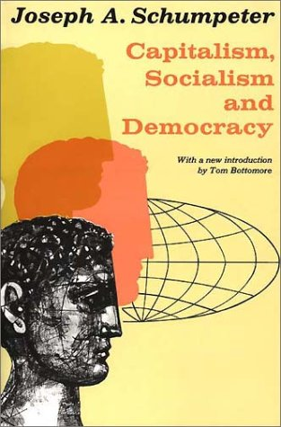 Capitalism, Socialism, and Democracy  N/A edition cover