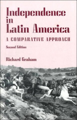 Independence in Latin America A Comparative Approach 2nd 1994 edition cover
