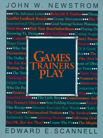 Games Trainers Play   1980 edition cover