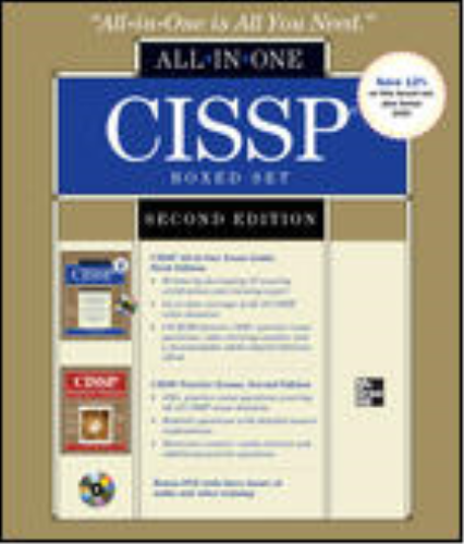 CISSP  2nd 2013 (Revised) edition cover