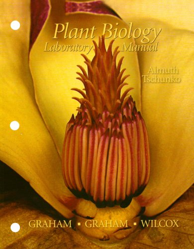 Plant Biology   2006 (Lab Manual) edition cover