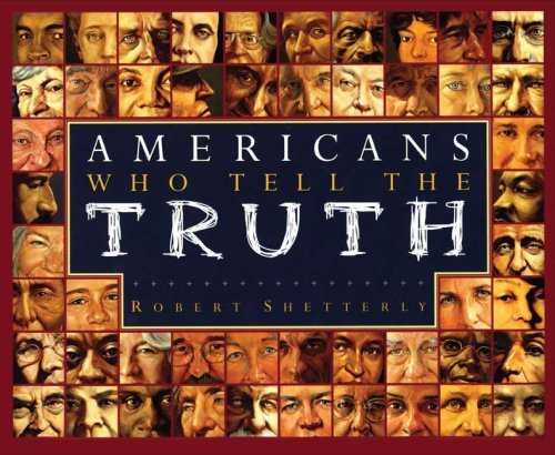 Americans Who Tell the Truth  N/A edition cover