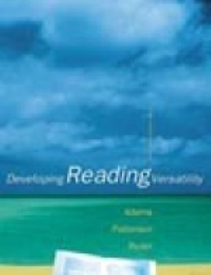 DEVELOPING READING VERSATILITY 1st edition cover