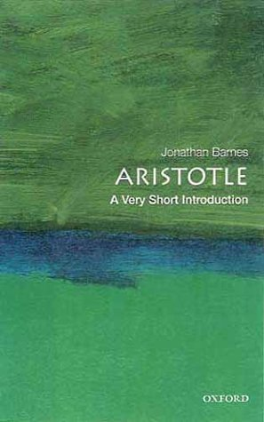 Aristotle   2000 edition cover