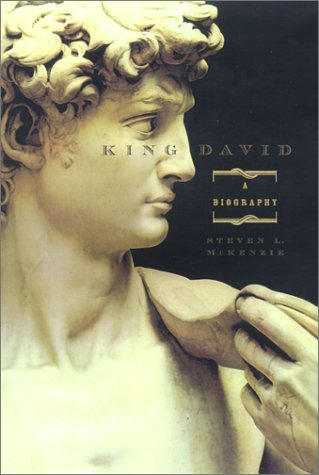 King David A Biography  2001 edition cover