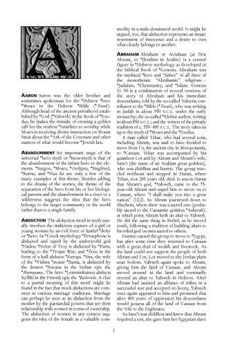 Oxford Companion to World Mythology   2009 edition cover