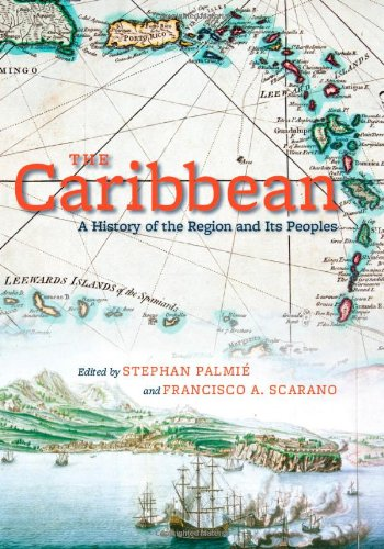 Caribbean A History of the Region and Its Peoples  2011 edition cover