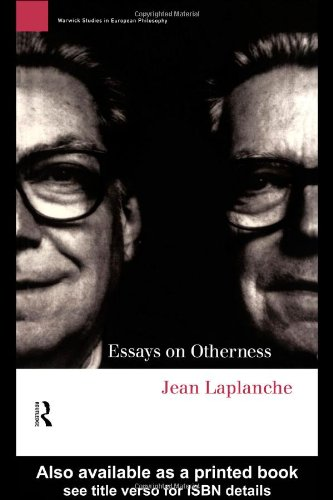 Essays on Otherness   1998 edition cover
