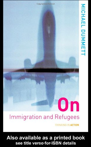 On Immigration and Refugees   2001 edition cover