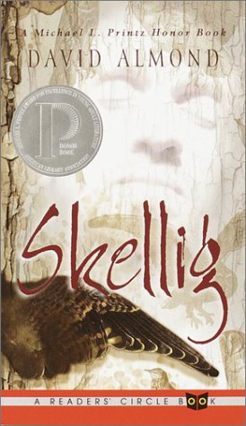 Skellig   1998 edition cover