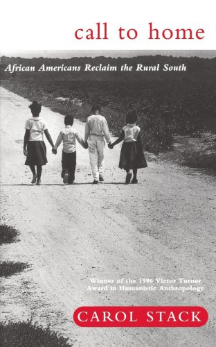 Call to Home African-Americans Reclaim the Rural South  1996 edition cover