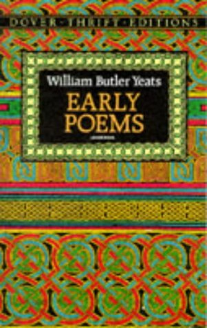 Early Poems   1993 edition cover