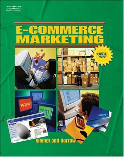 E-Commerce Marketing   2005 9780538438087 Front Cover