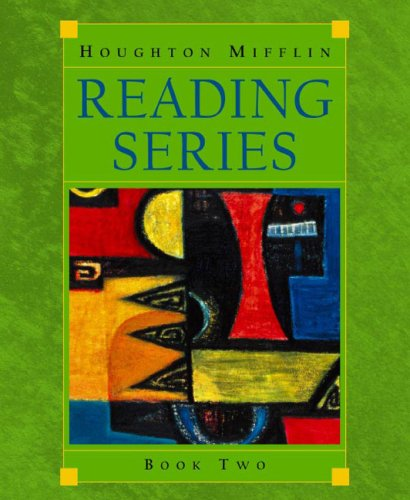 Houghton Mifflin Reading Series   2003 9780618110087 Front Cover