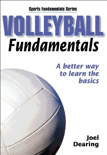 Volleyball Fundamentals   2003 edition cover