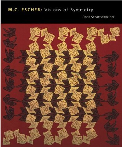 M. C. Escher Visions of Symmetry 2nd 2004 (Revised) edition cover