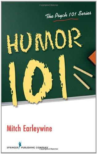 Humor 101   2011 edition cover
