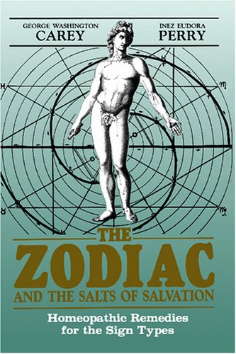 Zodiac and the Salts of Salvation   1989 9780877287087 Front Cover