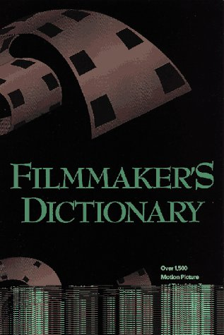 Filmmakers Dictionary 2nd edition cover