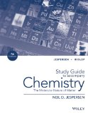Chemistry The Molecular Nature of Matter 7th 2015 edition cover